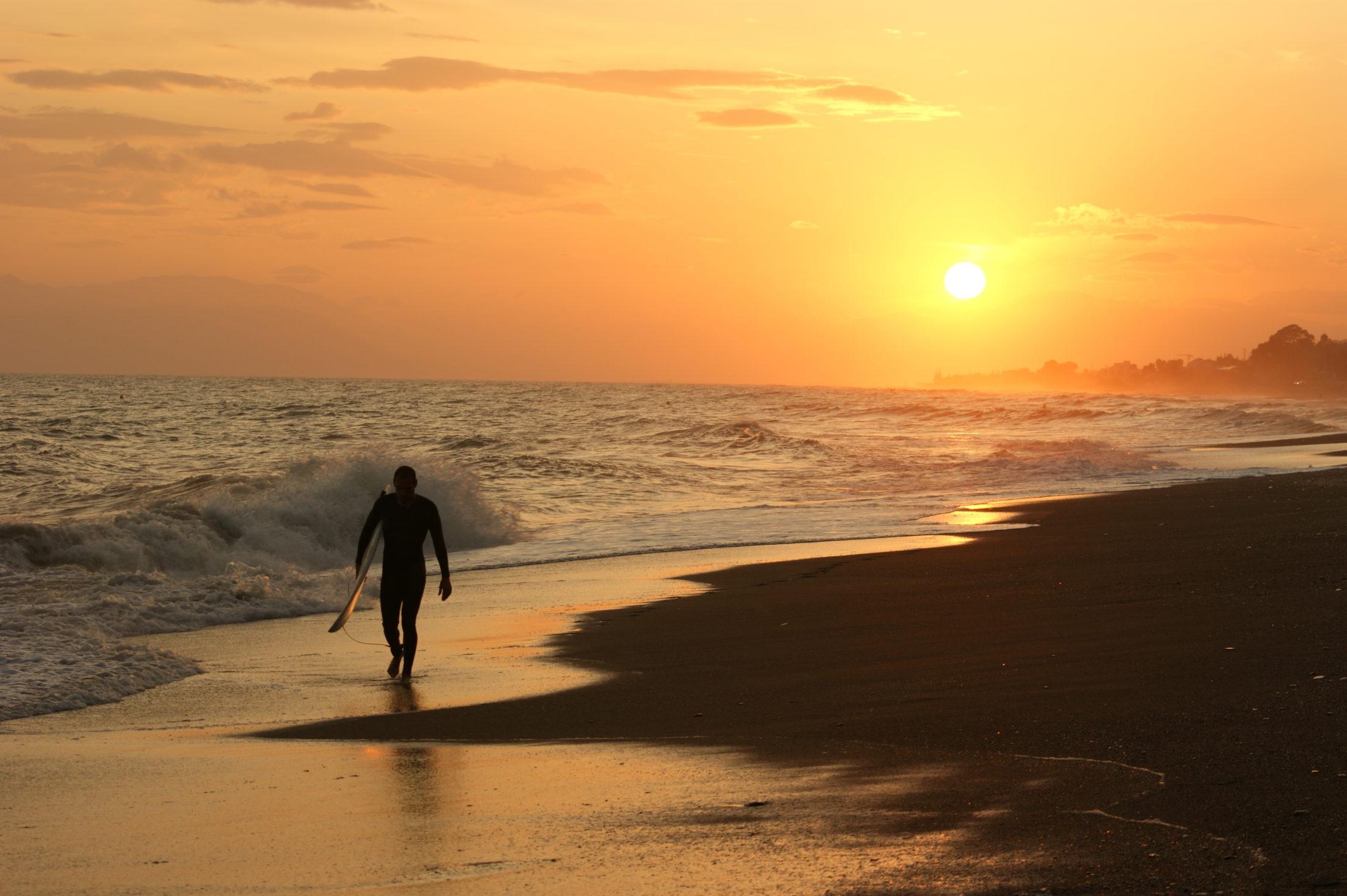 Atardece Surf Benajarafe